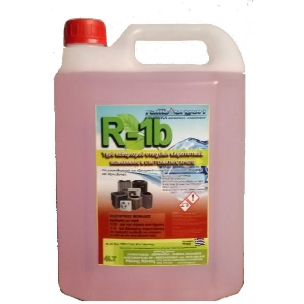 R-1b Καθαριστικό εξωτερικού στοιχείου 4lt